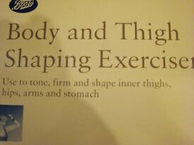 Thigh and Body shaping exerciser