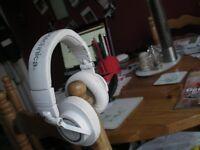 Headphones, Audio Technica ATH M50X