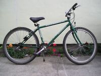 Ridgeback mountain bike