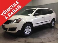 2014 Chevrolet Traverse AWD 8 PASSAGERS