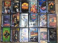 Bundle of 18 Sega Saturn games