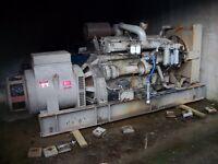 generator 255 kva ex standby