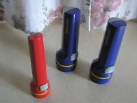 Three little Torches