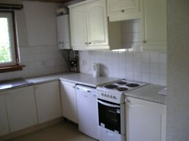 2 bed flat to rent on Meadows Estate, Hawick.