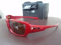 Oakley Five Squared Sunglasses with Polarized Lenses BRAND NEW