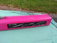 Ski Tube - pink