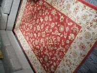 Indian 100% Wool Persian Design Carpet 170cms X 240 cms