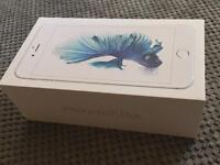 Unlocked iPhone 6S Plus 128GB Silver