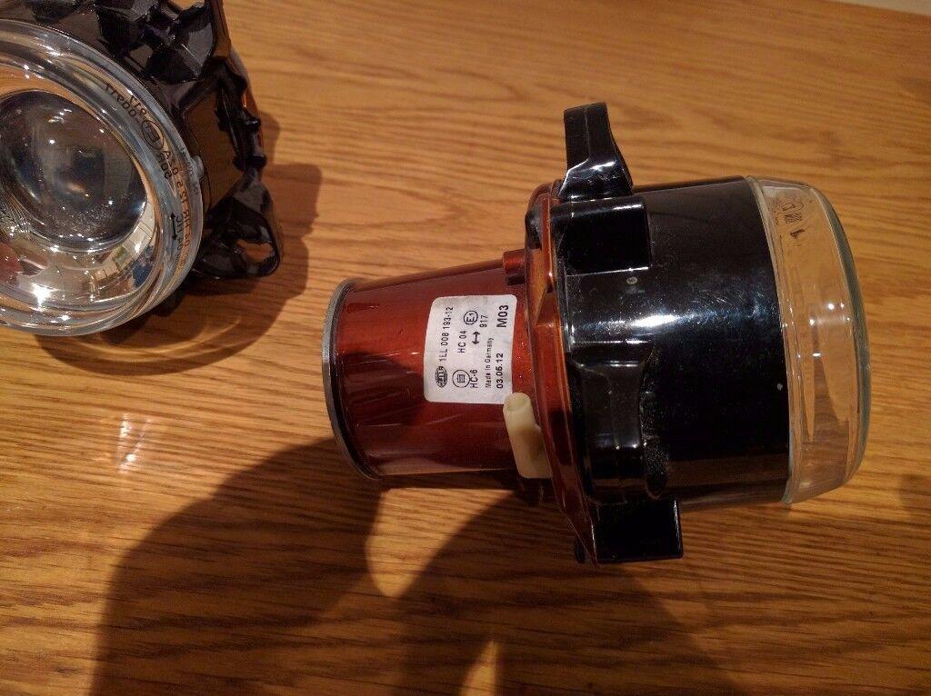 New HELLA 90mm Dipped Low Beam Kit Classic Car Headlights Set - RRP £80