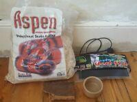 Reptile snakes vivarium items