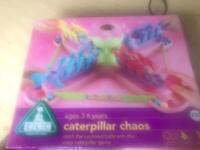ELC Caterpillar Chaos game