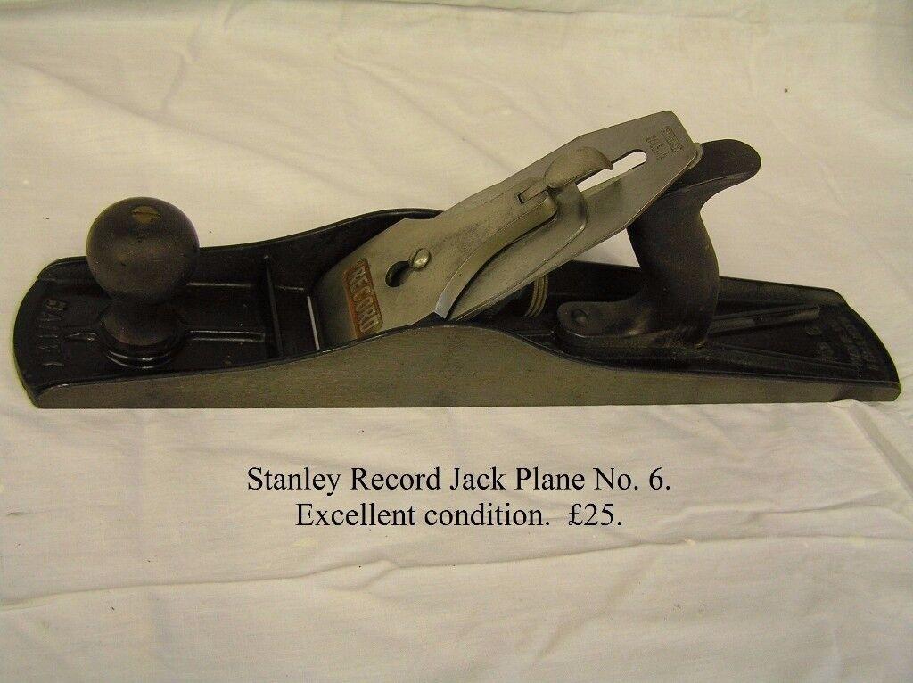 Record Jack Plane