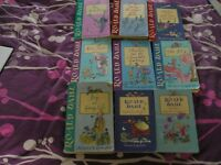 9 ROALD DAHL BOOKS