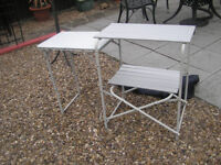 EASY CAMP KITCHEN TABLE