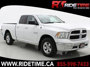 2014 Ram 1500 SLT 4WD - Alloy Wheels, Power Windows & Locks