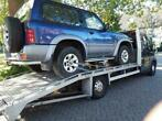 Autotransport Takelwagen Sleepdienst takeldienst ZH Holland