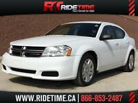 2013 Dodge Avenger SE - Power Windows - ONLY $109 Bi-Weekly!