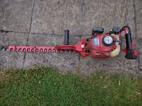 Hedge trimmer - petrol