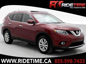 2015 Nissan Rogue SV AWD - 7 Passenger, Panoramic Roof, Alloy's