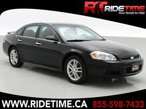 2012 Chevrolet Impala LTZ - Leather, Sunroof, Alloy Wheels