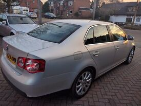 Very economical, cheap to run, aircon, cruise control, auto lights/wipers, isofix, fully serviced VW