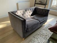 Chesterfield York 2 Seater Sofa