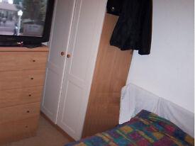 Annadale Embankment: Double room with en-suite
