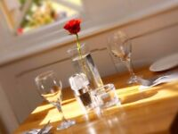 Live In , Chef & Waitress Couple Required, Excellent Opportunity
