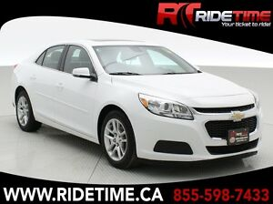 2015 Chevrolet Malibu LT -Sunroof, Backup Camera- $131 Bi-Weekly