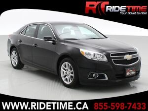 2013 Chevrolet Malibu 2LT Eco - LOW KM's - ONLY $121 Bi-Weekly!