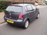 VW POLO TWIST,1.4 CC. 2006, LOW MILEAGE,5 DOOR,GOOD CONDITION