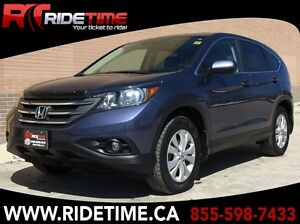 2013 Honda CR-V EX AWD - Heated Seats, Sunroof, Backup Camera
