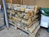 Bricks yellow stock over 200 bricks £220ono collection only W4