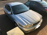 Jaguar X type quick sale