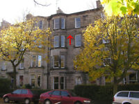 For rent, FURNISHED TOP FLOOR 2 DOUBLE BEDROOM FLAT by the Meadows, Sciennes