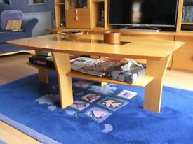 COFFEE TABLE … QUALITY MANUFACTURE