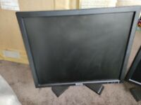 Cheap Dell monitor. Excellent working. Collect today cheap