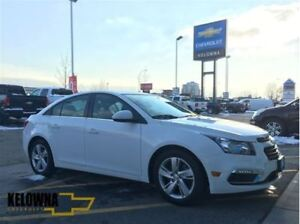 2015 Chevrolet Cruze Diesel | Low KM's | Heated Leather Seats |