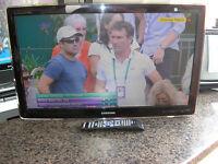 "SAMSUNG 27"" LCD TV"