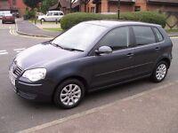 VW POLO TWIST, 1.4CC, LOW MILEAGE,2006 REG, GOOD CONDITION