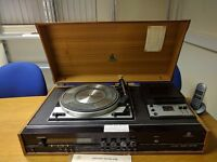 Vintage Hacker Record Music Centre Vinyl Gerrard Music Centre Royal Warrants