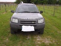 Land Rover Freelander td4 5door automatic