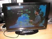 "EVOTEL 26"" LCD TV"