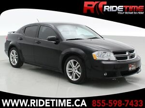 2012 Dodge Avenger SXT - Ally Wheels
