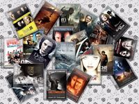 100 dvd movies from private collection