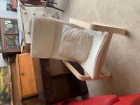 Ikea armchair like new