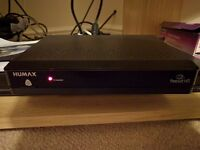 Humax HB -1000S Freesat+ With Freetime HD Digital TV Receiver - Black