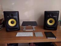 KRK Rokit 8 G3 Active Studio Monitor Speakers - Excellent condition