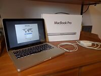 """MacBook Pro 13"""" mid 2012 model, Excellent Condition (reset to factory setting)"""