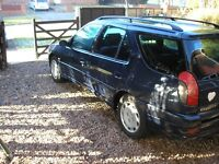 peugeot 306 estate 2lt hdi